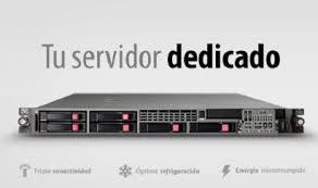 servidor dedicado web marbella
