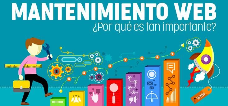 Mantenimiento Web integrado